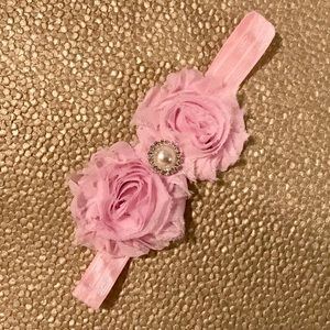 Other - NWOT Beautiful Baby Girl Stretch Headbands 💖